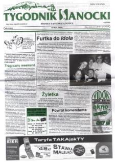 Tygodnik Sanocki, 2003, nr 21