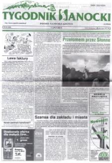 Tygodnik Sanocki, 2003, nr 28