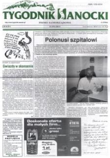 Tygodnik Sanocki, 2003, nr 30