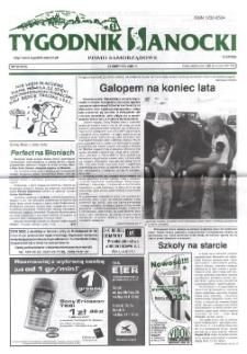Tygodnik Sanocki, 2003, nr 35