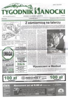 Tygodnik Sanocki, 2003, nr 37