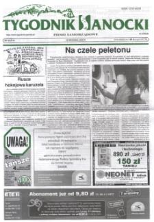 Tygodnik Sanocki, 2003, nr 38