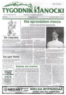 Tygodnik Sanocki, 2003, nr 40