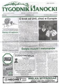 Tygodnik Sanocki, 2003, nr 41