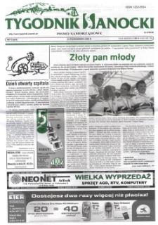Tygodnik Sanocki, 2003, nr 43