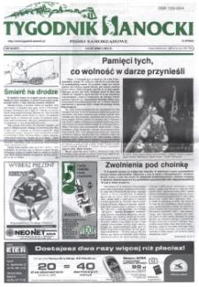 Tygodnik Sanocki, 2003, nr 46