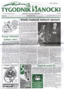 Tygodnik Sanocki, 2003, nr 47