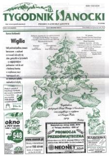 Tygodnik Sanocki, 2003, nr 51-52