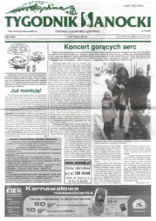 Tygodnik Sanocki, 2004, nr 3