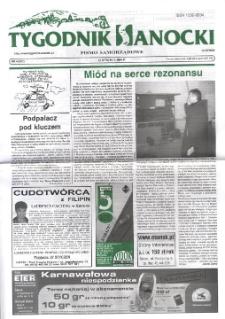 Tygodnik Sanocki, 2004, nr 4