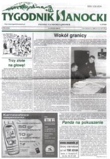 Tygodnik Sanocki, 2004, nr 6