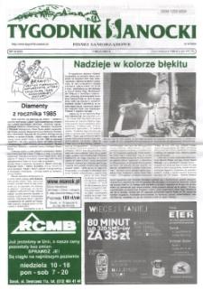 Tygodnik Sanocki, 2004, nr 19