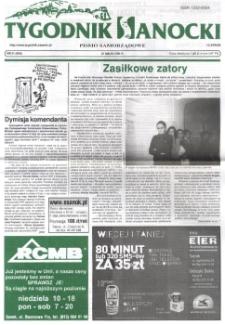 Tygodnik Sanocki, 2004, nr 21