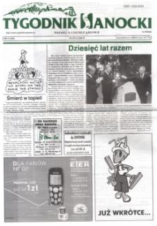 Tygodnik Sanocki, 2004, nr 31