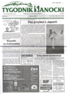 Tygodnik Sanocki, 2004, nr 37