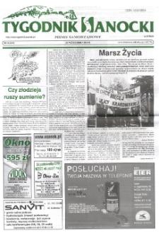 Tygodnik Sanocki, 2004, nr 43