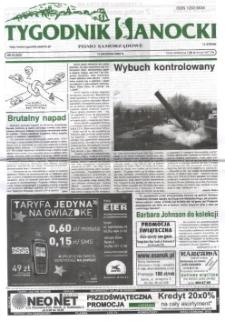 Tygodnik Sanocki, 2004, nr 50