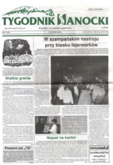 Tygodnik Sanocki, 2005, nr 1