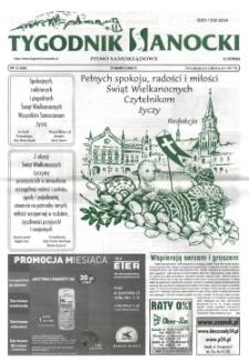 Tygodnik Sanocki, 2005, nr 12