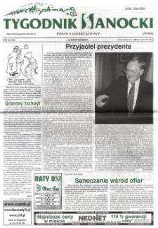 Tygodnik Sanocki, 2005, nr 16