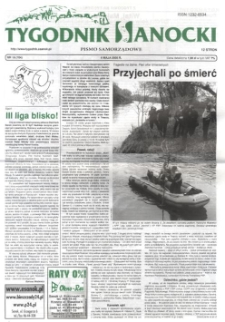Tygodnik Sanocki, 2005, nr 18