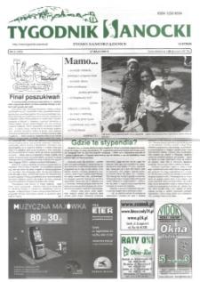 Tygodnik Sanocki, 2005, nr 21