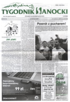 Tygodnik Sanocki, 2005, nr 25