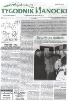 Tygodnik Sanocki, 2005, nr 26