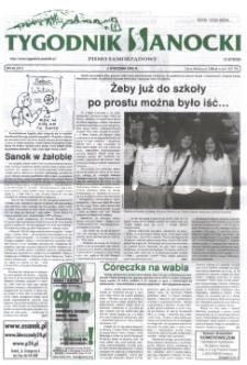 Tygodnik Sanocki, 2005, nr 35