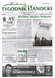 Tygodnik Sanocki, 2005, nr 36