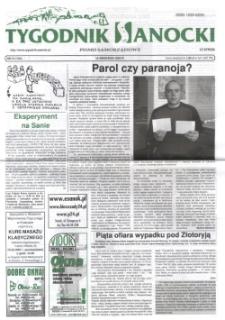Tygodnik Sanocki, 2005, nr 37
