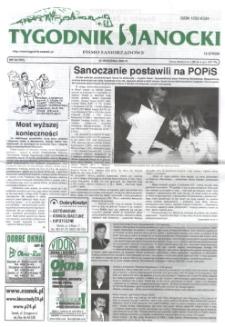 Tygodnik Sanocki, 2005, nr 39