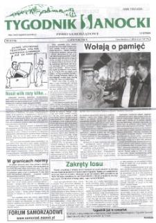 Tygodnik Sanocki, 2005, nr 44