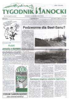 Tygodnik Sanocki, 2005, nr 45