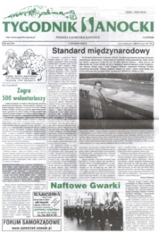 Tygodnik Sanocki, 2005, nr 48