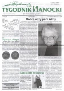 Tygodnik Sanocki, 2006, nr 10