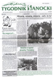 Tygodnik Sanocki, 2006, nr 12