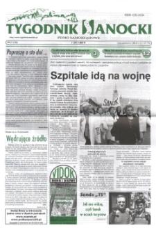 Tygodnik Sanocki, 2006, nr 27