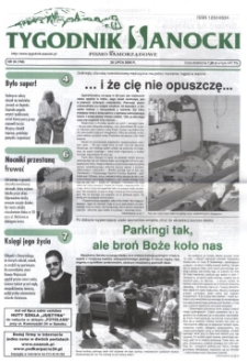 Tygodnik Sanocki, 2006, nr 30