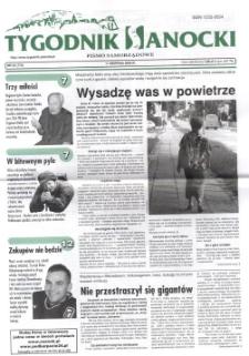 Tygodnik Sanocki, 2006, nr 32
