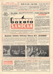 "Gazeta Sanocka ""Autosan"", 1981, nr 1-3"