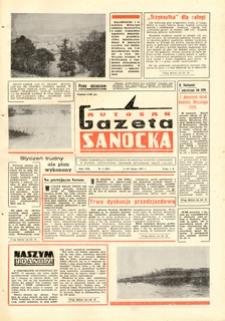 "Gazeta Sanocka ""Autosan"", 1981, nr 4-6"