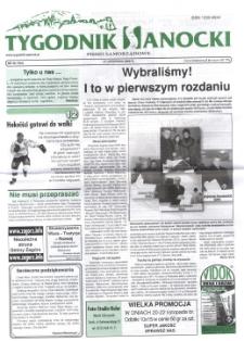 Tygodnik Sanocki, 2006, nr 46