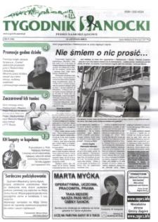 Tygodnik Sanocki, 2006, nr 47