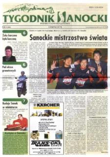 Tygodnik Sanocki, 2007, nr 15