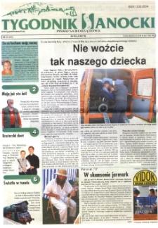 Tygodnik Sanocki, 2007, nr 21