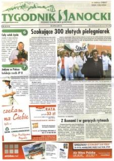 Tygodnik Sanocki, 2007, nr 29