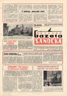 "Gazeta Sanocka ""Autosan"", 1981, nr 16-18"