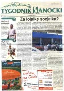 Tygodnik Sanocki, 2007, nr 35