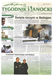 Tygodnik Sanocki, 2007, nr 49